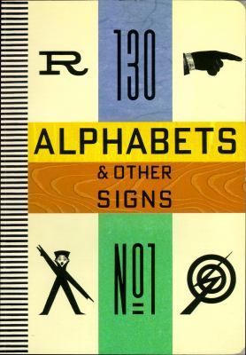 Alphabets & Other Signs 9780877738701