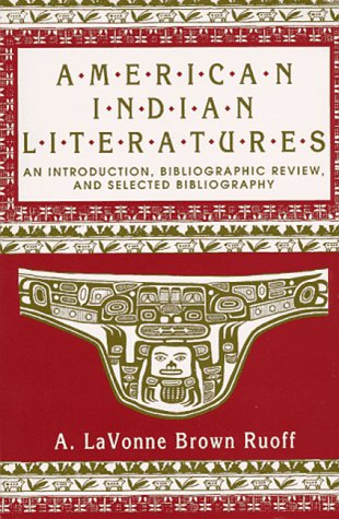 Amer Indian Literatures 9780873521925
