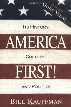 America First 9780879759568