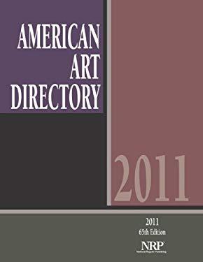 American Art Directory 9780872170070