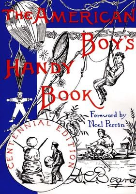 American Boys Handy Book 9780879234492