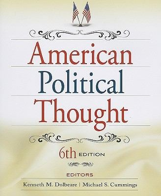 American Political Thought - 6th Edition