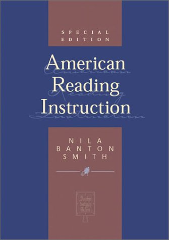 American Reading Instruction 9780872073487