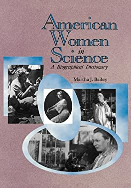 American Women in Science: From Colonial Times to 1950