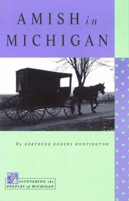 Amish in Michigan 9780870135972