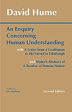 An Enquiry Concerning Human Understanding 9780872202290