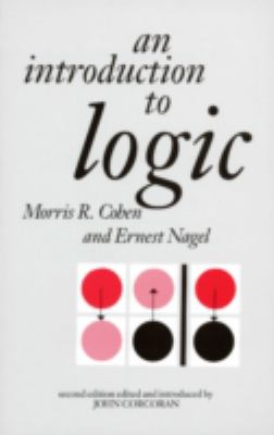 An Introduction to Logic 9780872201446