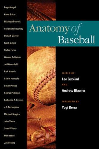 Anatomy of Baseball 9780870745225