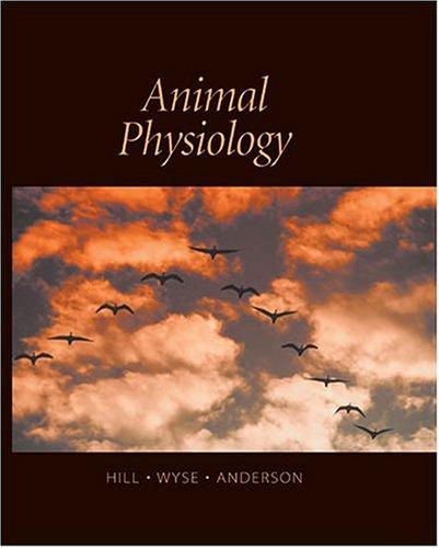 Animal Physiology 9780878933150