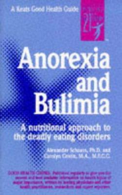 Anorexia & Bulimia 9780879837389