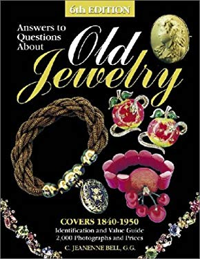 Answers to Questions about Old Jewelry 1840-1950 9780873495561