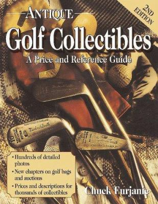 Antique Golf Collection 9780873417907