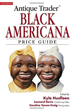 Antique Trader Black Americana Price Guide 9780873498197