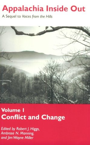 Appalachia Inside Out V1: Conflict Change 9780870498749