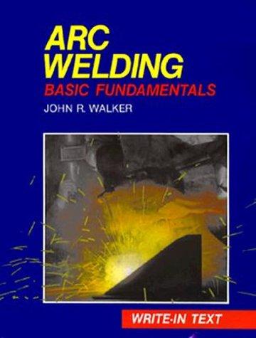 Arc Welding 9780870060168