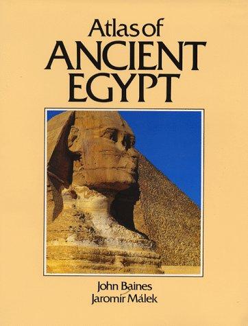 Atlas of Ancient Egypt 9780871963345