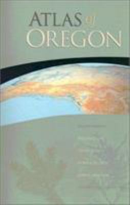 Atlas of Oregon, 2nd Ed 9780871141019