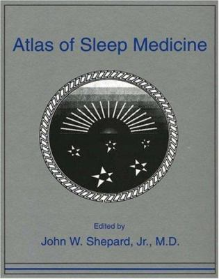 Atlas of Sleep Medicine 9780879935092