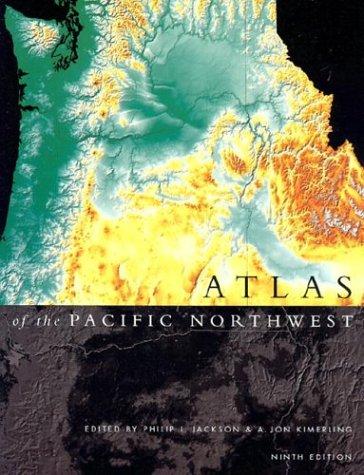 Atlas of the Pacific Northwest 9780870715600