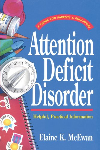 Attention Deficit Disorder 9780877880561