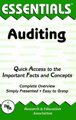 Auditing Essentials 9780878918799