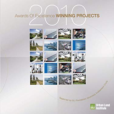 Awards for Excellence: 2010 Winning Projects 9780874201482