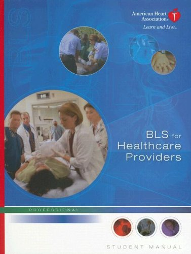 BLS for Healthcare Providers [With CDROM] 9780874934618