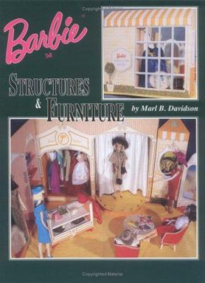 Barbie Doll Structures & Furniture 9780875885049