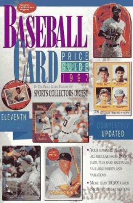 Baseball Card Price Guide 9780873414951