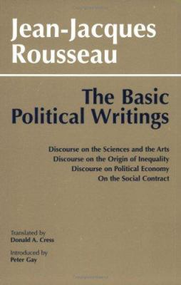 Basic Political Writings 9780872200470