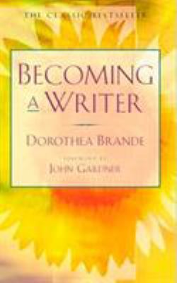 Becoming a Writer 9780874771640