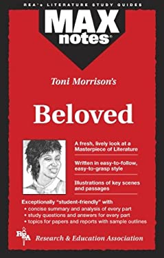 Beloved (Maxnotes Literature Guides) 9780878910069