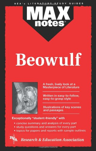 Beowulf (Maxnotes Literature Guides) 9780878919987