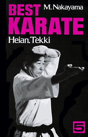 Best Karate, Vol.5: Heian, Tekki 9780870113796