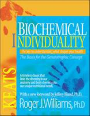 Biochemical Individuality 9780879838935