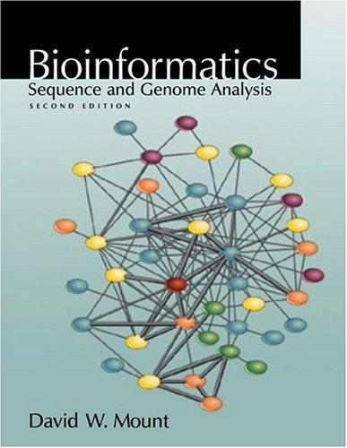 Bioinformatics: Second Ed (C) 9780879696870