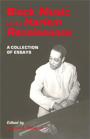 Black Music: Harlem Renaissance 9780870498008