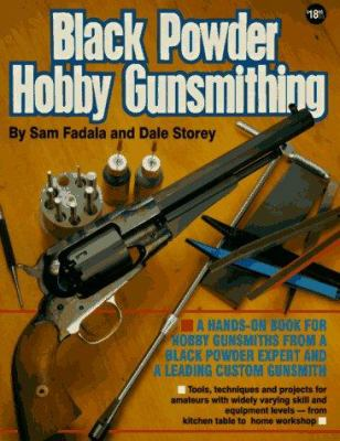 Black Powder Hobby Gunsmithing 9780873491532