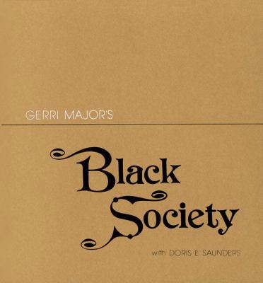 Black Society 9780874850758