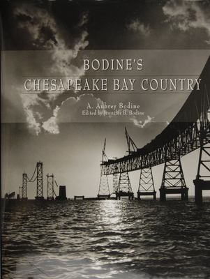 Bodine's Chesapeake Bay Country 9780870335624