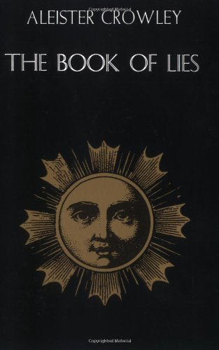Book of Lies 9780877285168