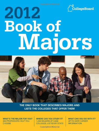 Book of Majors 9780874479683