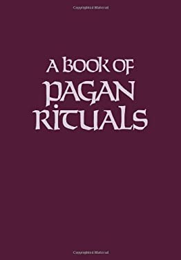 Book of Pagan Rituals 9780877283485