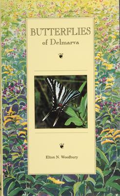 Butterflies of Delmarva 9780870334535