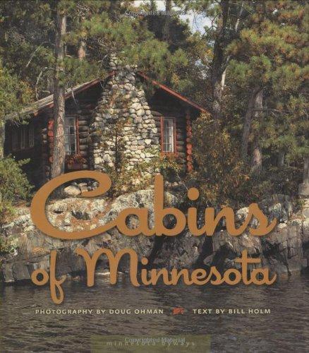 Cabins of Minnesota 9780873515498