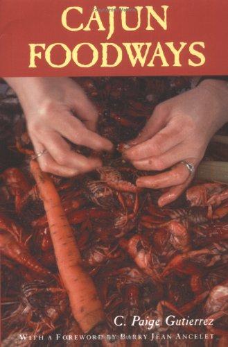 Cajun Foodways 9780878055630