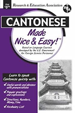 Cantonese Made Nice & Easy 9780878914036