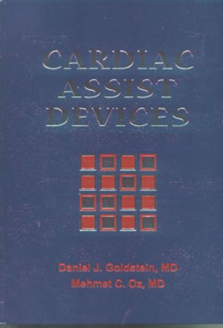 Cardiac Assist Devices 9780879934491