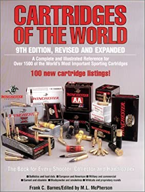 Cartridges of the World 9780873419093