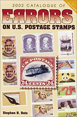 Catalogue of Errors on U.S. Postage Stamps 9780873493154